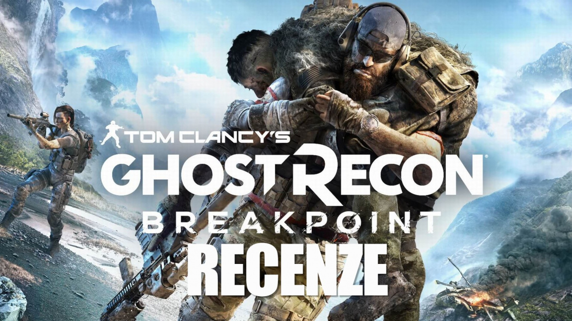 Tom Clancy's Ghost Recon: Breakpoint - recenze
