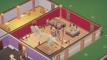Pokud vás návštěva muzea nudí, zkuste jedno spravovat v manažerské simulaci Mondo Museum
