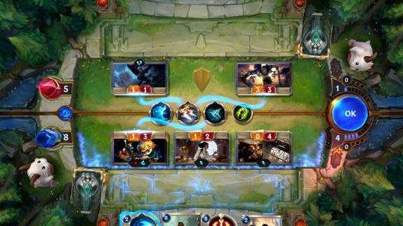 Dojmy z Legends of Runeterra: Magic a Hearthstone by se měly třást hrůzou