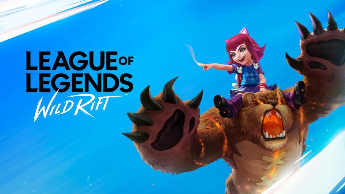 League of Legends míří na konzole a mobily coby Wild Rift
