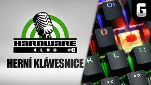 Hardware Club #41 o herních klávesnicích