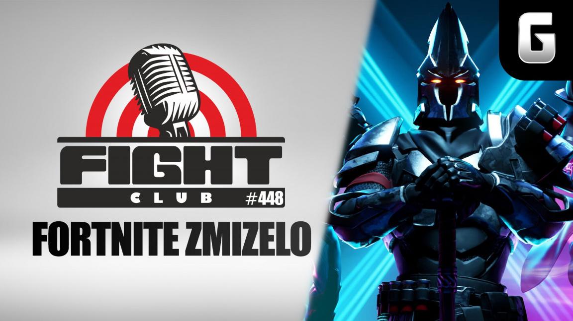 Sledujte Fight Club #448 o Fortnite a League of Legends