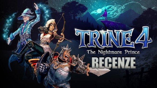 TRINE 4 RECENZE
