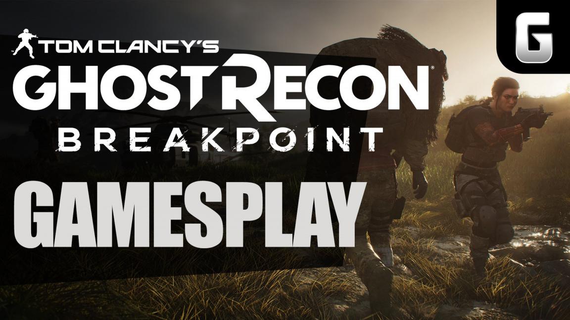 GamesPlay – hrajeme kampaň Ghost Recon Breakpoint