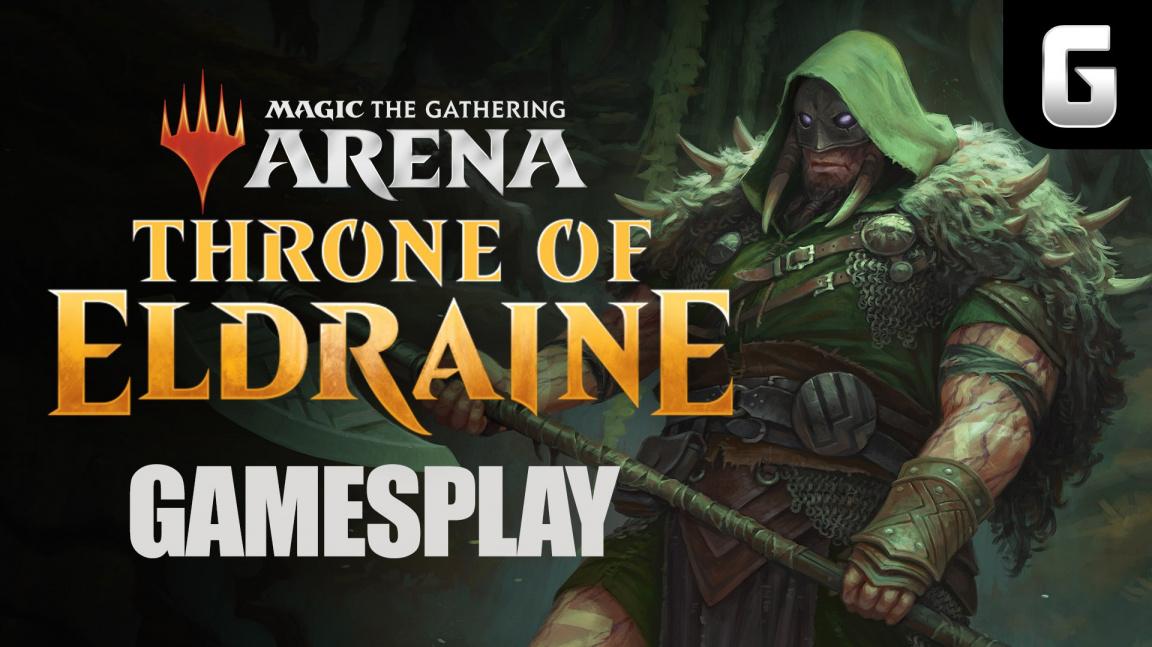 GamesPlay – hrajeme plnou verzi Magic: The Gathering Arena