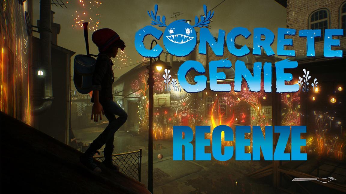 Concrete Genie – recenze