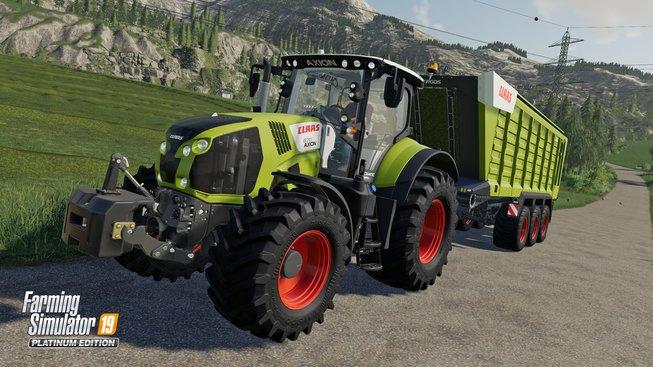 Další nášup traktorů! Farming Simulator 19 vychází v platinové edici