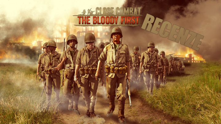 Close Combat: The Bloody First – recenze