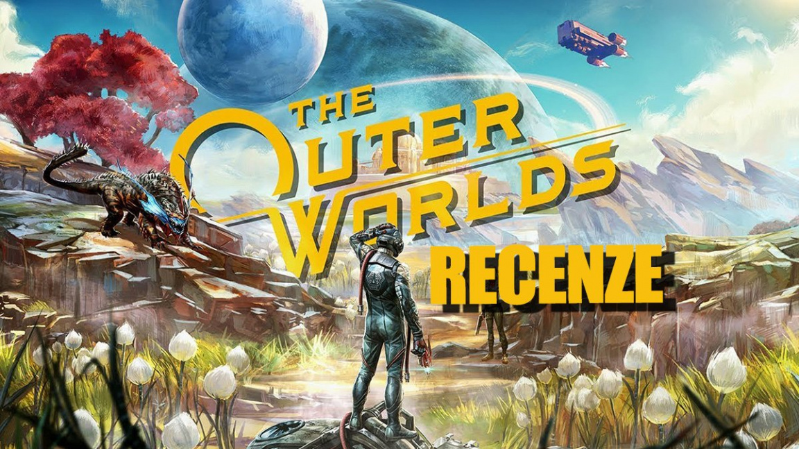 The Outer Worlds – recenze