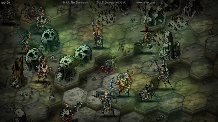Slovenské tahové RPG Urtuk: The Desolation má před sebou rok v předběžném přístupu