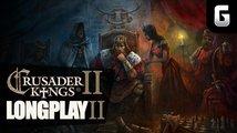 LongPlay – Crusader Kings II podruhé #2: Král Hrabiš Nesmrtelný