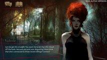 Vampire: The Masquerade – Coteries of New York jsou vizuální novelou o válce Camarilly s Anarchs