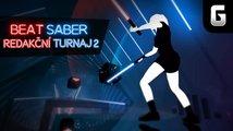 GamesPlay - Beat Saber - redakční turnaj 2: Subpac útočí