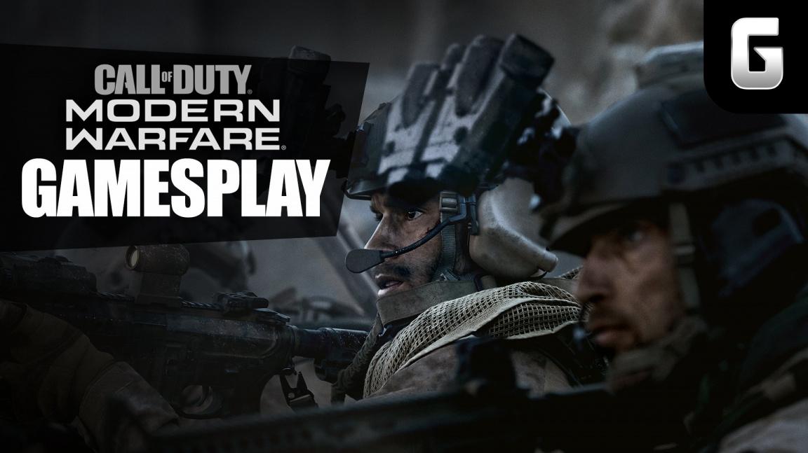 GamesPlay – hrajeme kampaň Call of Duty: Modern Warfare
