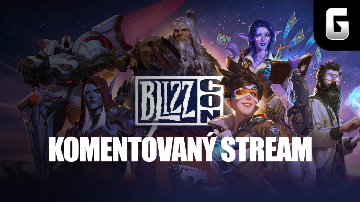 BlizzCon 2019: Sledujte náš komentovaný přenos těch největších oznámení