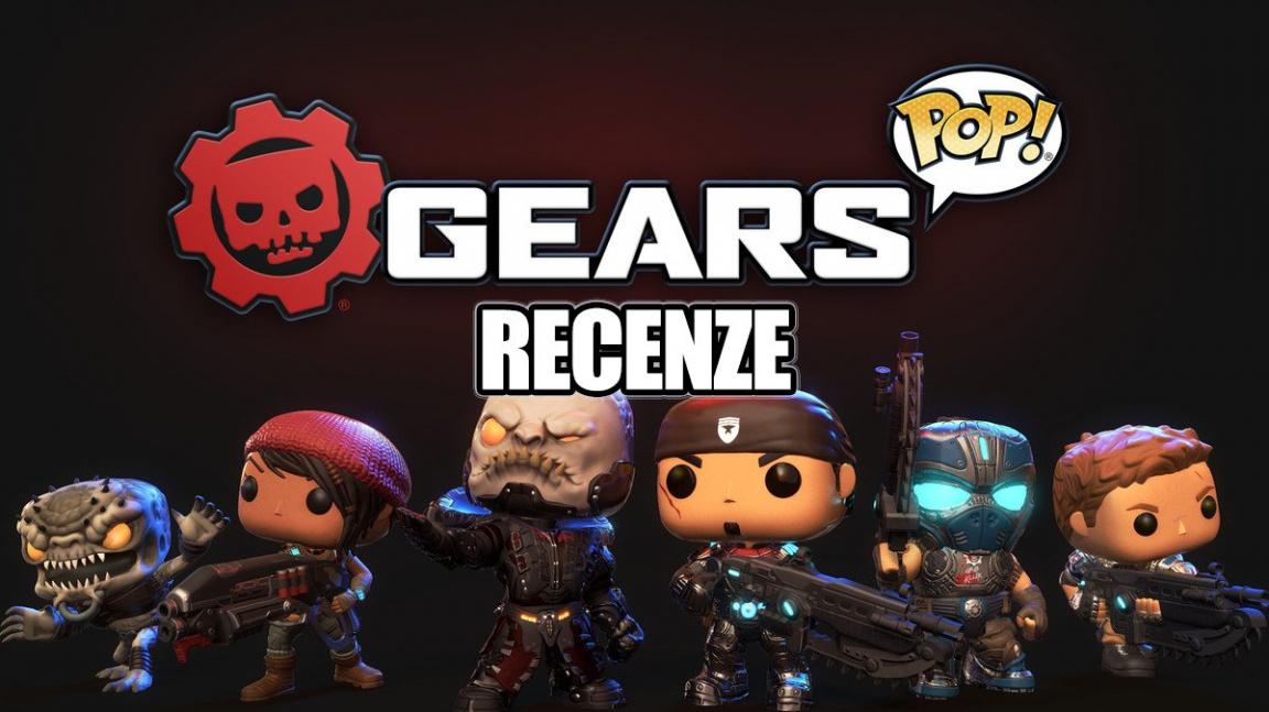 Gears POP! – recenze