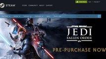 Fanfáry prosím, EA se vrací na Steam! Jako první tam vyjde Fallen Order