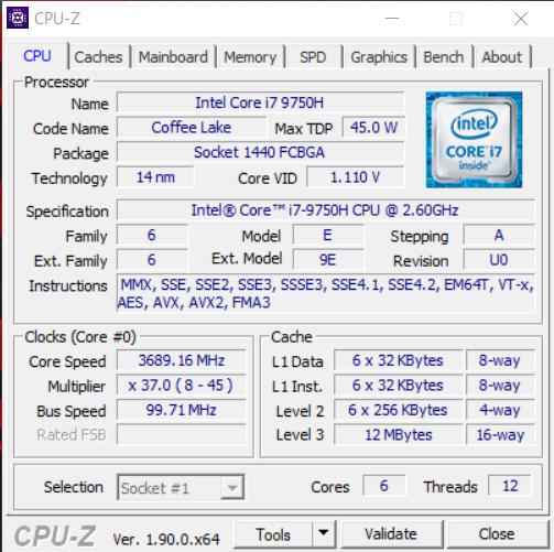 Hardware Asus ROG Zephyrus S GX502GW