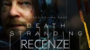 DEATH STRANDING RECENZE