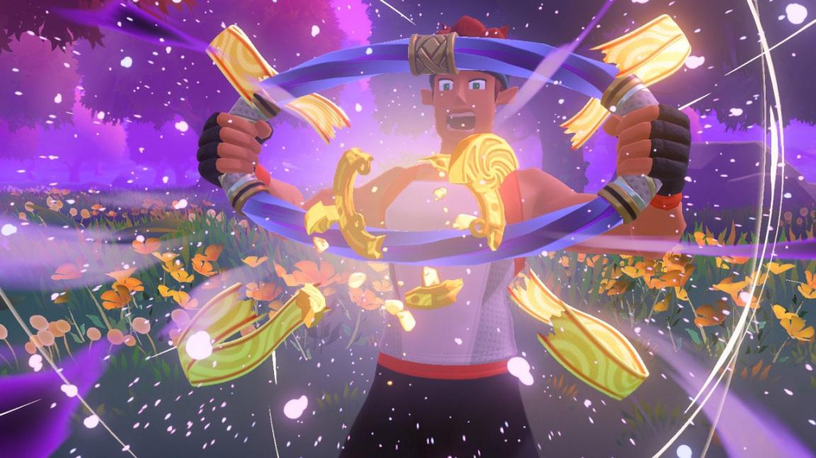 První týden s Ring Fit Adventure: Pořádná fitness makačka zabalená do fantasy RPG