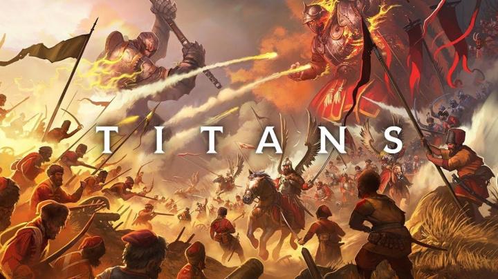 Deskovka Titans – bitva evropských mocností ve fantasy 17. století