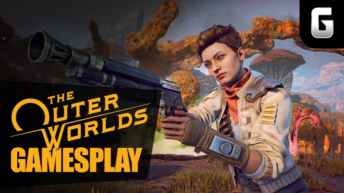 GamesPlay – hrajeme The Outer Worlds