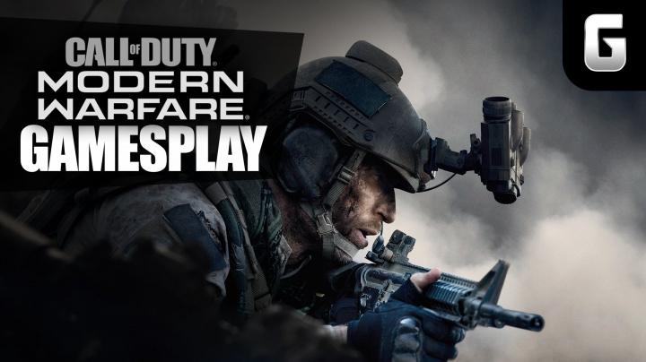 GamesPlay - Call of Duty: Modern Warfare - multiplayer