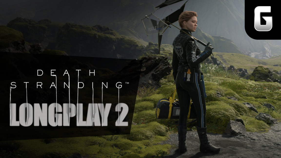 LongPlay – Death Stranding #2: Tohle má být nuda?