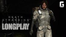 LongPlay – hrajeme Kodžimovo Death Stranding