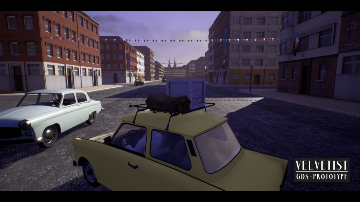 Velvetist: The City of Machine Guns