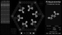 Mistři ze studia Zachtronics vydali další programovací hru MOLEK-SYNTEZ