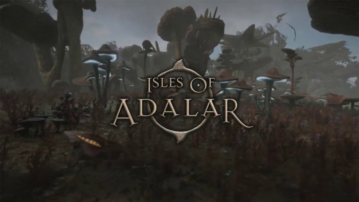RPG Isles of Adalar vás nechá vytvořit si vlastní... RPG