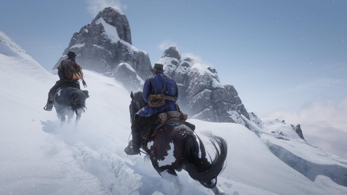 Podívejte se, jak vypadá Red Dead Redemption 2 na PC ve 4K