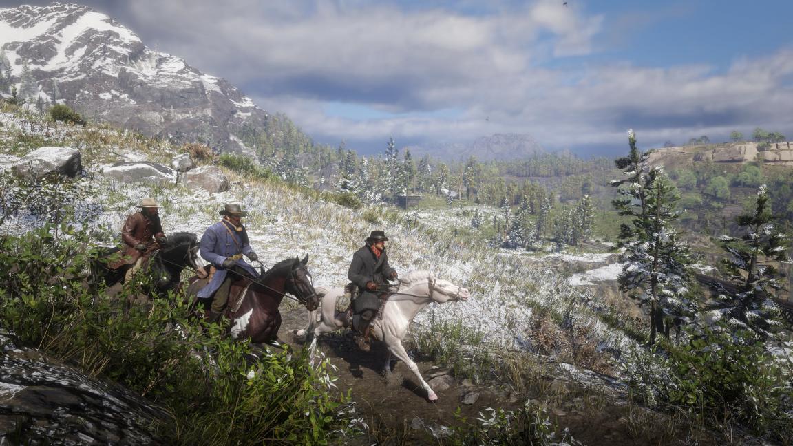 Herní testy Red Dead Redemption 2 na PC. Jakou grafickou kartu potřebujete?