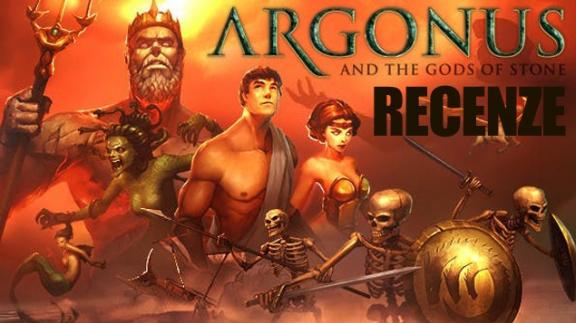 Argonus and the Gods of Stone – recenze