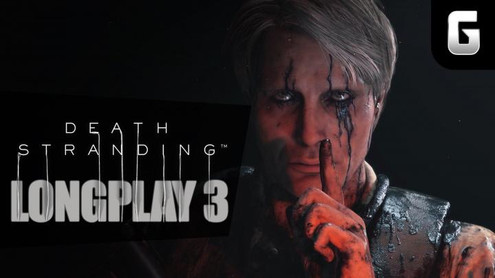 LongPlay – ukazujeme pokročilejší části Death Stranding