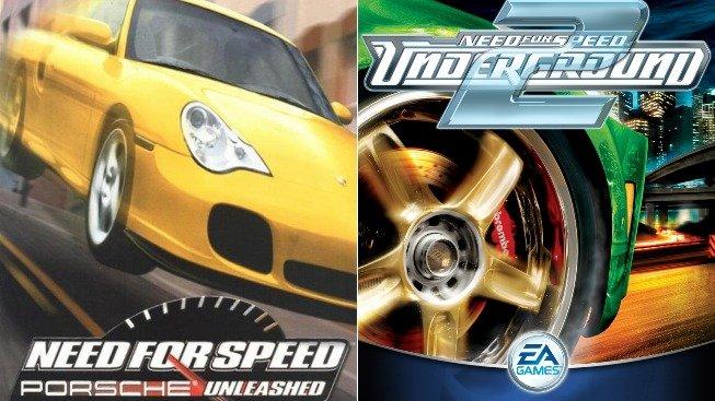NfS Porsche/Underground 2