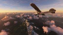 I zimní krajina Microsoft Flight Simulatoru je nerozeznatelná od té skutečné