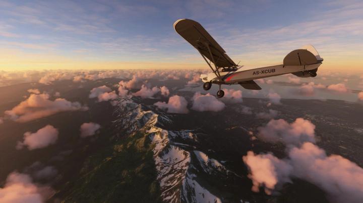 Pro ideální zážitek z Microsoft Flight Simulatoru budete potřebovat počítač asi za 40 000 Kč