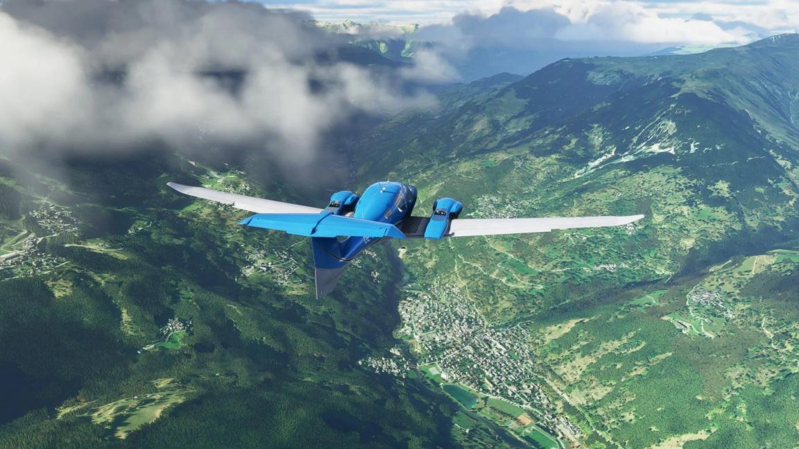 V multiplayeru Microsoft Flight Simulator potkáte stovky tisíc hráčů i skutečných pilotů