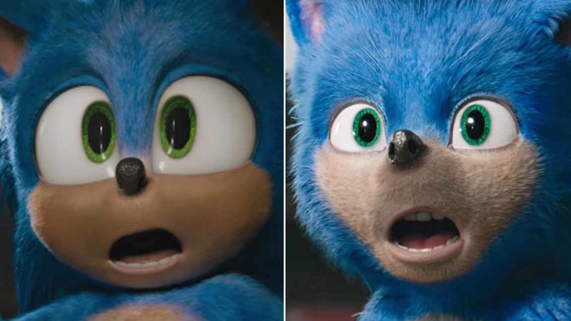 Filmový ježek Sonic to zkouší znovu a lépe