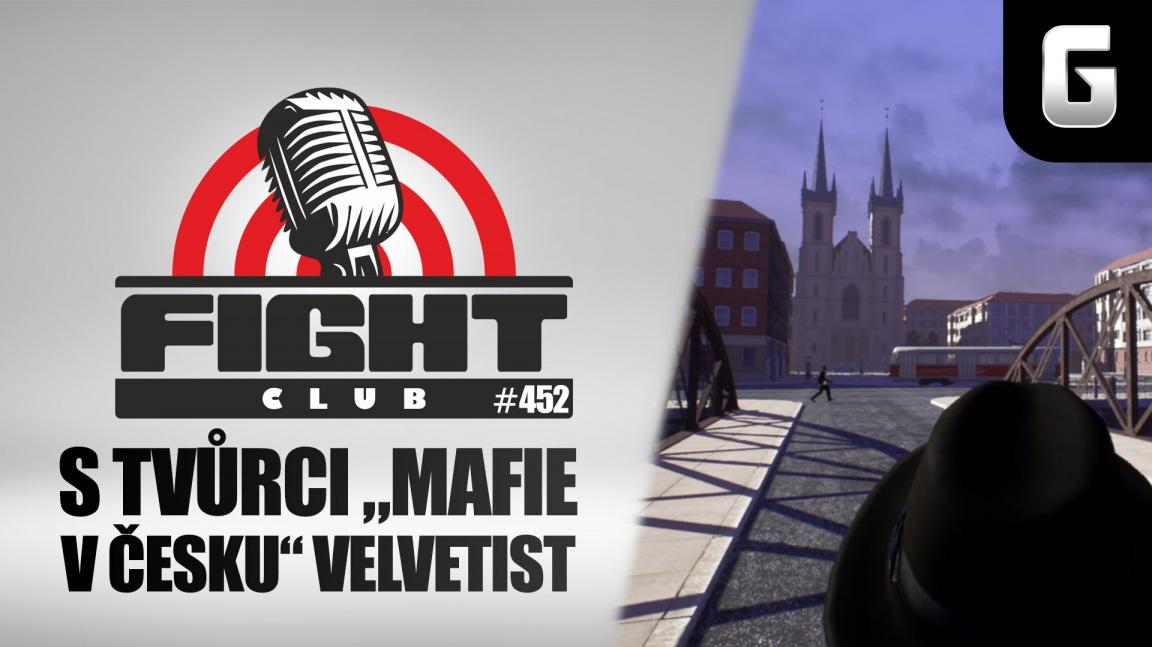 Sledujte Fight Club #452 s vývojáři městské akce Velvetist
