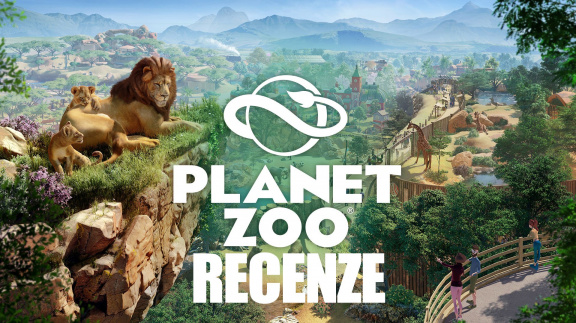 Planet Zoo – recenze