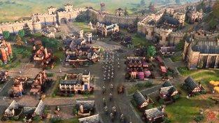 První záběry z Age of Empires IV: Série se vrací do středověku