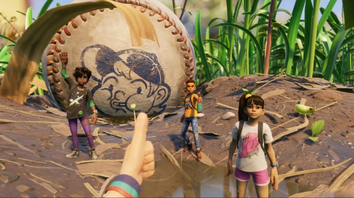 Podívejte se na první záběry ze survivalu Grounded se zmenšenými dětmi od Obsidianu