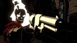 V akční kovbojce West of Dead hrajete za Ghost Ridera dabovaného Hellboyem