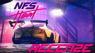 Need for Speed Heat – recenze