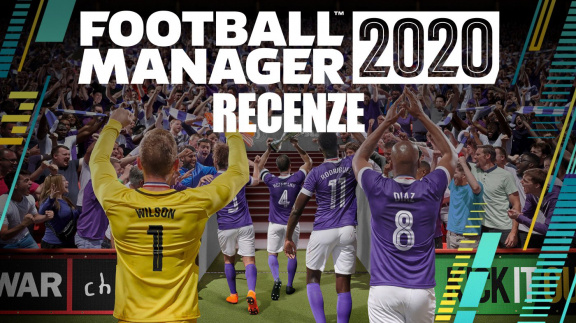 Football Manager 2020 – recenze
