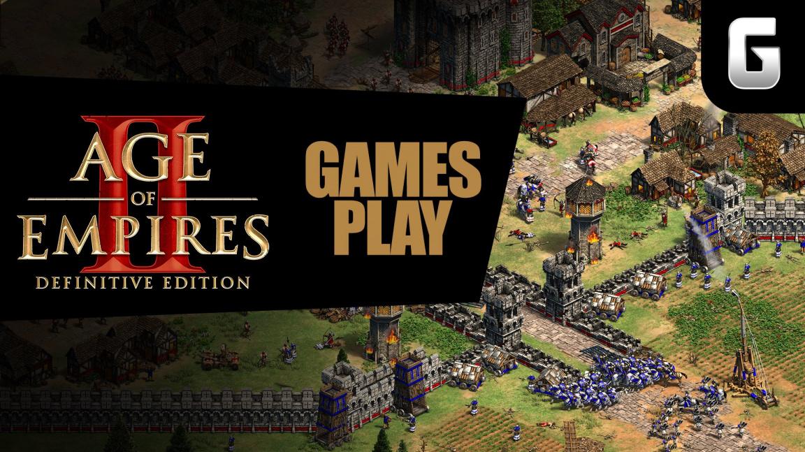 GamesPlay – hrajeme Age of Empires II: Definitive Edition