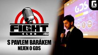 Sledujte Fight Club #453 s Pavlem Barákem o GDS a Google Stadia